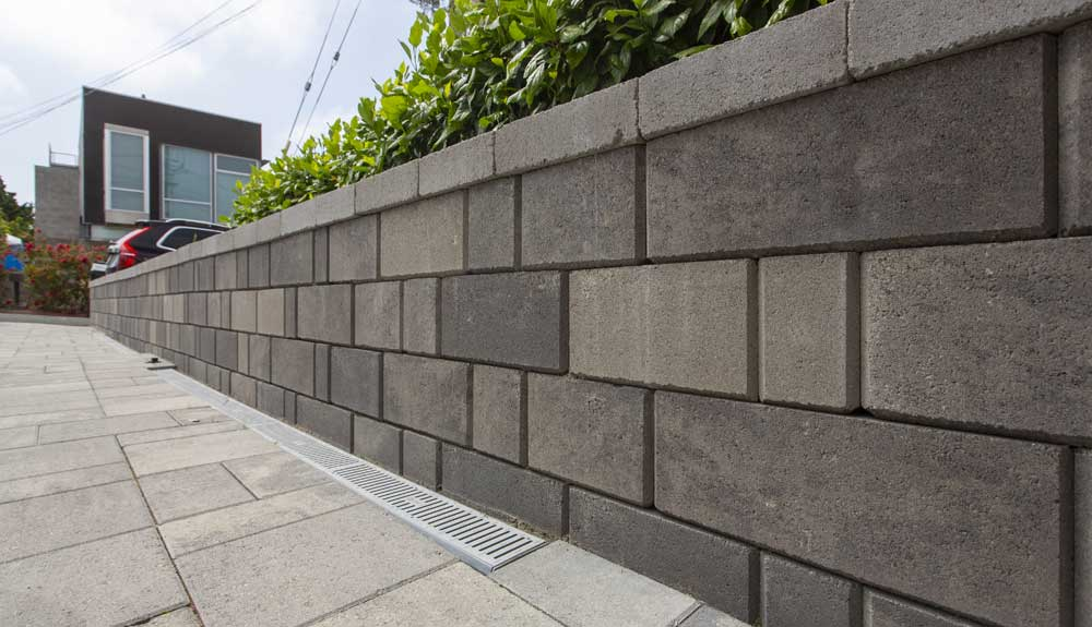 Keystone Stonegate Contemporary Retaining Wall Blocks