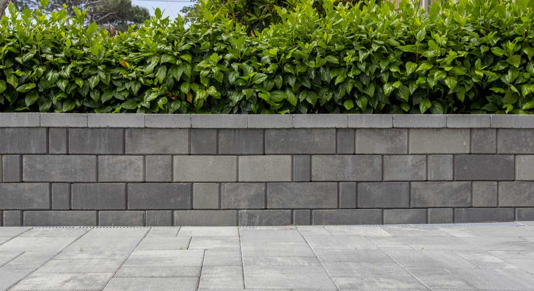 Keystone Retaining Wall Blocks Stonegate Contemporary Landscape Wall