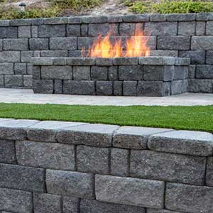 Keystone Verazzo 4-Face Retaining Wall Blocks