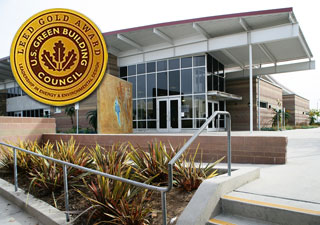 LEED Platinum Winner San Ysidro DMV Field Office
